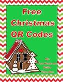 4 Free Christmas QR Codes