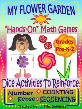 Kindergarten Math: Sequencing Games and More!