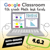 4.G.2 Google Task Cards: Classify 2D Shapes