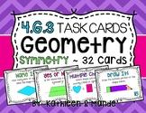 4.G.3 Task Cards: Symmetry