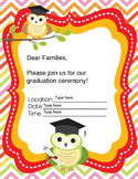 4 Graduation Invitations