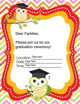 4 Graduation Invitations