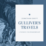 4 GULLIVER'S TRAVELS Themes for PowerPoint