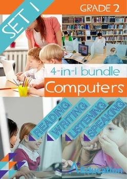 4-IN-1 BUNDLE- Computers (Set 1) - Grade 2
