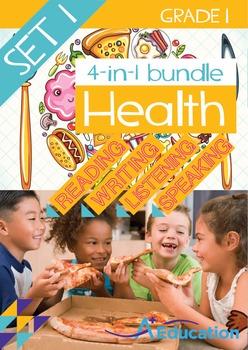 4-IN-1 BUNDLE - Health (Set 1) - Grade 1