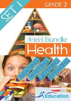 4-IN-1 BUNDLE - Health (Set 1) - Grade 2