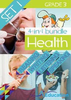 4-IN-1 BUNDLE - Health (Set 1) - Grade 3