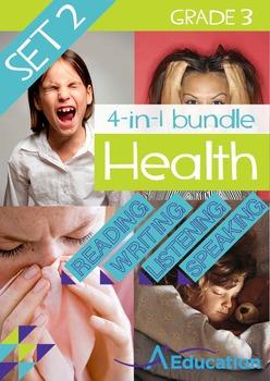 4-IN-1 BUNDLE - Health (Set 2) - Grade 3