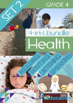 4-IN-1 BUNDLE - Health (Set 2) - Grade 4