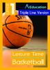 4-IN-1 BUNDLE- Leisure Time (Set 6) - Grade 1 (with 'Triple-Track Lines')