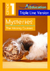 4-IN-1 BUNDLE- Mysteries (Set 1) - Grade 1 (with 'Triple-T