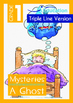 4-IN-1 BUNDLE- Mysteries (Set 4) - Grade 1 (with 'Triple-T