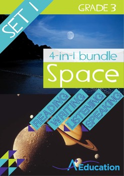 4-IN-1 BUNDLE - Space (Set 1) - Grade 3