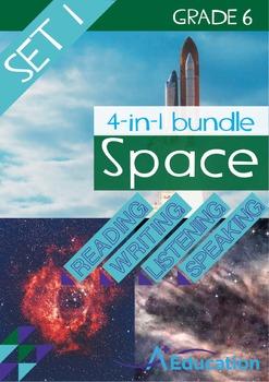 4-IN-1 BUNDLE - Space (Set 1) - Grade 6