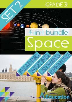 4-IN-1 BUNDLE - Space (Set 2) - Grade 3