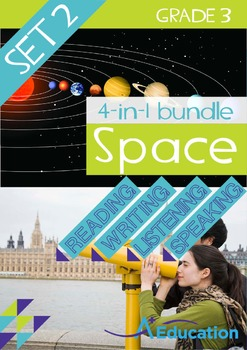 4-IN-1 BUNDLE - Space (Set 2) - Grade 3