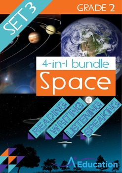 4-IN-1 BUNDLE - Space (Set 3) - Grade 2