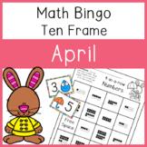 4 In a Row Bingo: April 10 frames to 20