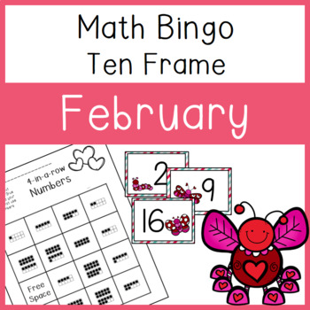 4 In a Row Bingo: February 10 frames to 20