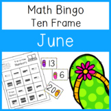 4 In a Row Bingo: June 10 frames to 20