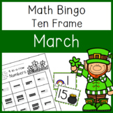 4 In a Row Bingo: March 10 frames to 20