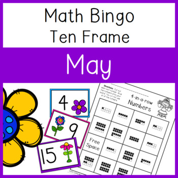 4 In a Row Bingo: May 10 frames to 20