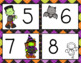 10 frame Bingo: October