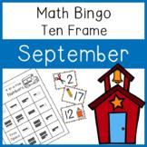 4 In a Row Bingo: September 10 frames to 20
