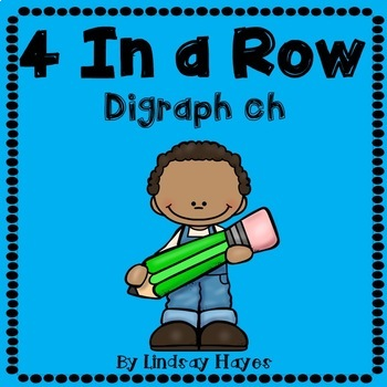 4 In a Row: Digraph ch