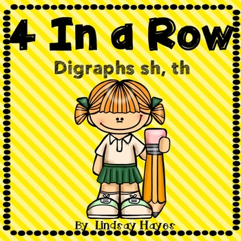 4 In a Row: Digraphs sh, th