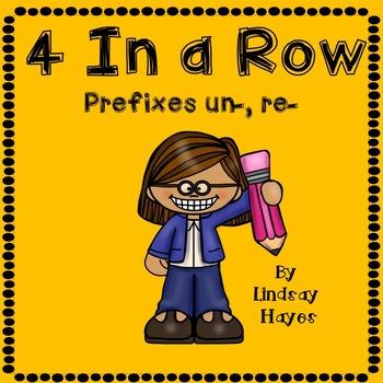 4 In a Row: Prefixes un-, re-