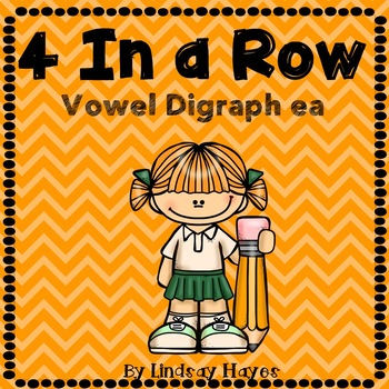 4 In a Row: Vowel Digraph ea