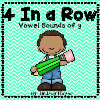 4 In a Row: Vowel Sounds of y