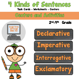 4 Kinds of Sentences-declarative-interrogative-exclamatory-imperative
