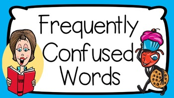 PowerPoint: Frequently Confused Words: Set 1