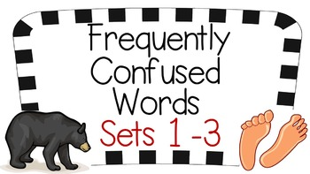 PowerPoint: Frequently Confused Words Sets 1-3