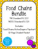 4.LS2.2 Food Chains Bundle