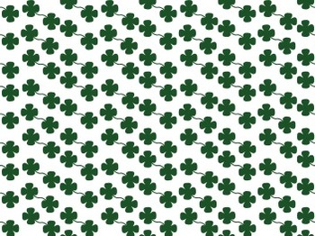 4 Leaf Clover & Rainbow backgrounds