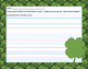 4 Leaf Clover Writing Prompt