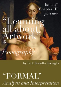 """4 """"Learning all about Artworks"""" - Chapter III (part two) - Formal  advanced"""