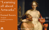 """4 """"Learning all about Artworks"""" - Chapter III (part two) -"""