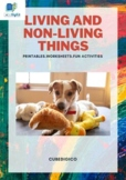 Living and Non-Living Things-Exciting printable for Classr