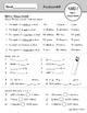 4.MD.1 Assessment: Metric Measurement