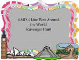 4.MD.4 Global Scavenger Hunt