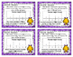 4.MD.4 Task Cards: Fractional Line Plots {Set 2: Mixed Numbers}