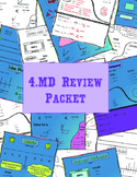 4.MD Review Packet