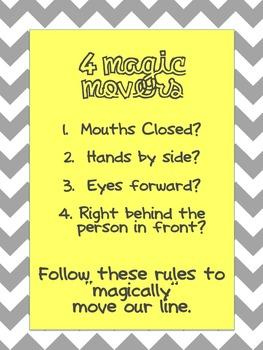 4 Magic Movers