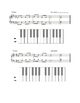 4 Major Pentascales: Assignment Sheet for Beginning Pianists