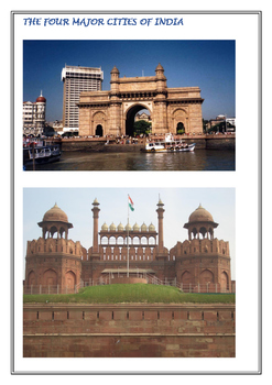 4 Major cities of India