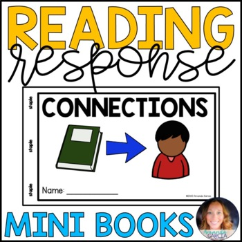 Reading Response Booklets for the Comprehension Strategies FREE